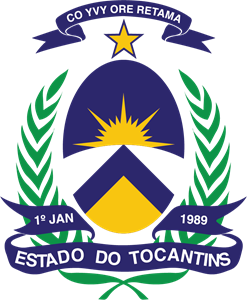 BRASÃO ESTADO DO TOCANTINS Logo Vector