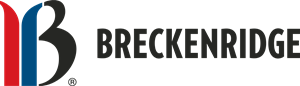 Breckenridge Ski Resort Logo Vector
