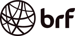 brf brasil food logo vector cdr free download