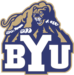 Brigham Young Cougars Logo Vector