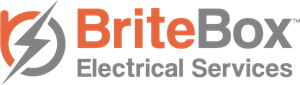 BriteBox Electrical Services Logo Vector