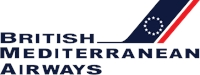 British Mediterranean Airways Logo Vector
