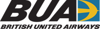 British United Airways Logo Vector