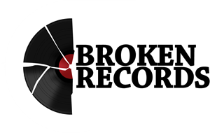 Broken Record Entertainment Logo Vector