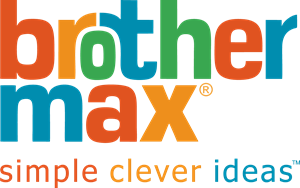 Brother Max Logo Vector