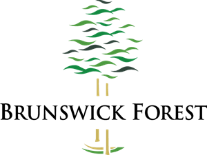 Brunswick Forest Logo Vector