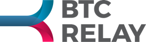 BTC Relay Logo Vector