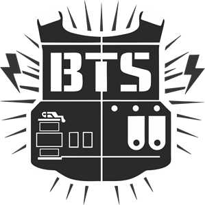 bts logo vector ai free download