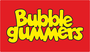 Bubble Gummers Logo Vector