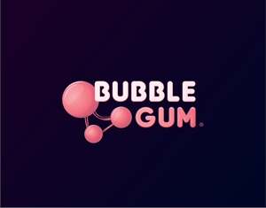 Bubblegum business solutions Logo Vector