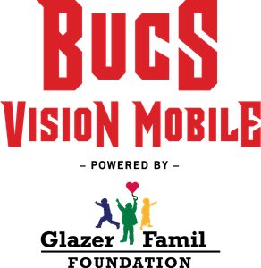 Bucs Vision Mobile Logo Vector