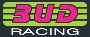 Bud Racing Logo Vector ( CDR) Free Download