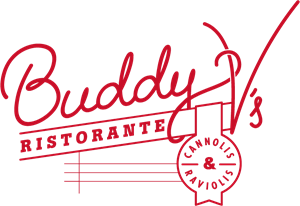 Buddy V's Restaurants Logo Vector