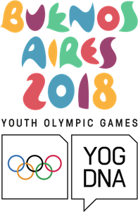 Buenos Aires Youth Olympics 2018 Logo Vector
