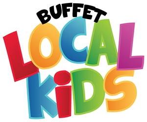 Buffet LOCAL KIDS Logo Vector
