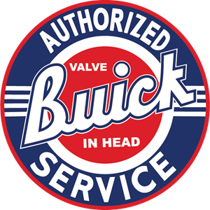 Buick Authorized Service Logo Vector