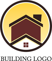 Building Icon Logo Vector