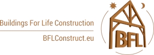 Buildings for Life construction Logo Vector