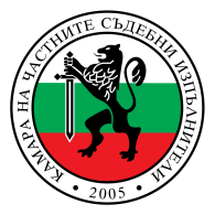 Bulgarian Chamber of Private Enforcement Agents Logo Vector