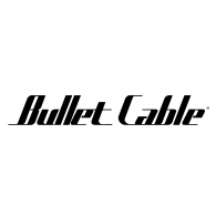 Bullet Cable Logo Vector