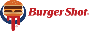 Burger Shot Logo Vector