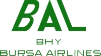 Bursa Airlines Logo Vector