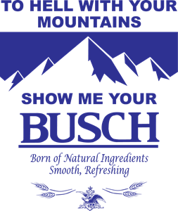 Busch Beer Logo Vector