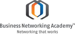 Business Networking Academy Logo Vector