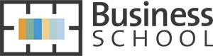 Business School Logo Vector