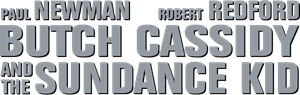 Butch Cassidy and the Sundance Kid Logo Vector