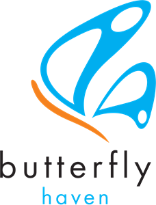 Butterfly Haven Logo Vector