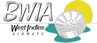 BWIA Airlines Logo Vector