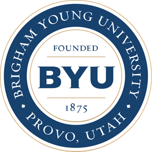 BYU Brigham Young University Logo Vector