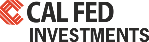 CAL FED Investments Logo Vector