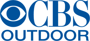 CBS Outdoor Logo Vector