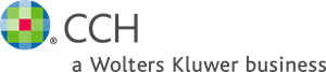 CCH, a Wolters Kluwer business Logo Vector