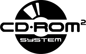 CD-ROM System Logo Vector