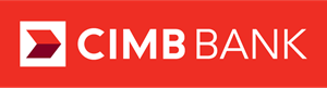 CIMB Bank (Reversed) Logo Vector