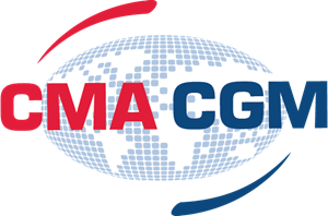 CMA-CGM Shipping Lines Logo Vector