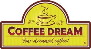 COFFEE DREAM Logo Vector