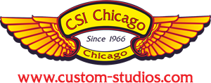 CSI Chicago Inc. Logo Vector
