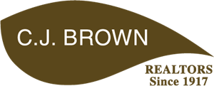 C.J. Brown Realtors Logo Vector