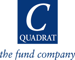 C Quadrat the fund company Logo Vector