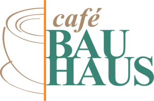 Cafe Bauhaus Logo Vector