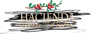 Cafe Hacienda San Pedro Logo Vector