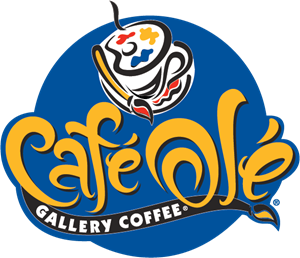 Cafe Ole Logo Vector