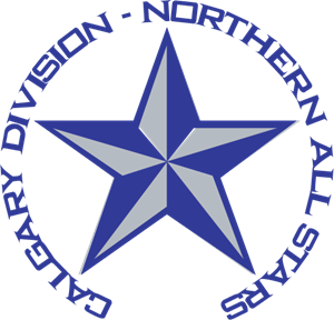 Calgary Northern All Stars Logo Vector