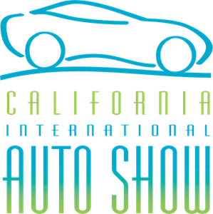 California International Auto Show Logo Vector
