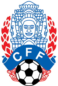 Cambodia Football Federation Logo Vector