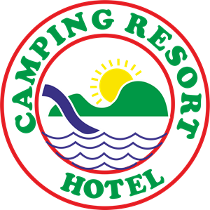 Camping Resort Logo Vector